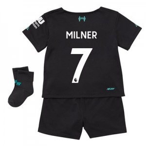 Liverpool Third Baby Kit 2019-20 with Milner 7 printing
