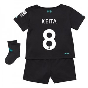 Liverpool Third Baby Kit 2019-20 with Keita  8 printing