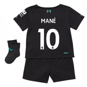 Liverpool Third Baby Kit 2019-20 with Mané 10 printing