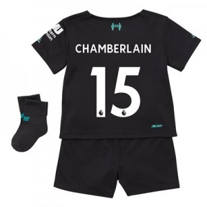 Liverpool Third Baby Kit 2019-20 with Chamberlain 15 printing