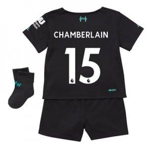 Liverpool Third Baby Kit 2019-20 with Chamberlain 15 printing