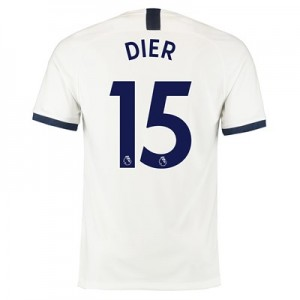 Tottenham Hotspur Home Stadium Shirt 2019-20 with Dier 15 printing