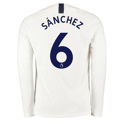 Tottenham Hotspur Home Stadium Shirt 2019-20 - Long Sleeve with Sánchez 6 printing