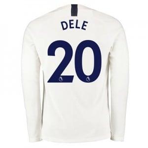 Tottenham Hotspur Home Stadium Shirt 2019-20 - Long Sleeve with Dele 20 printing