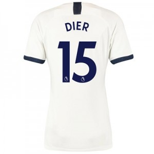 Tottenham Hotspur Home Stadium Shirt 2019-20 - Womens with Dier 15 printing