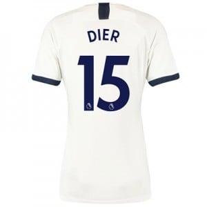 Tottenham Hotspur Home Stadium Shirt 2019-20 - Womens with Dier 15 printing