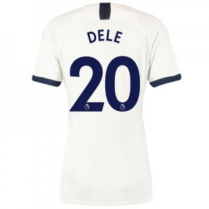 Tottenham Hotspur Home Stadium Shirt 2019-20 - Womens with Dele 20 printing