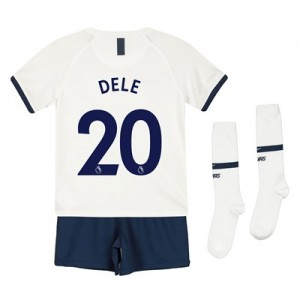 Tottenham Hotspur Home Stadium Kit 2019-20 - Little Kids with Dele 20 printing