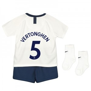 Tottenham Hotspur Home Stadium Kit 2019-20 - Infants with Vertonghen 5 printing