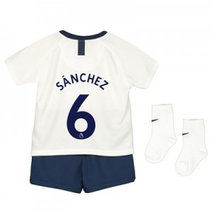 Tottenham Hotspur Home Stadium Kit 2019-20 - Infants with Sánchez 6 printing