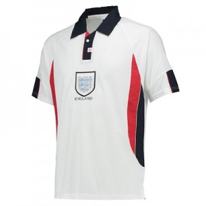 England 1998 World Cup Finals Shirt