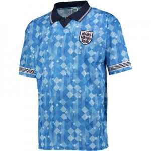 England 1990 World Cup Finals Third Shirt