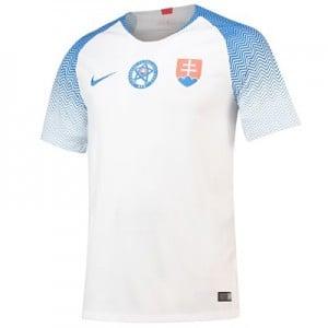 Slovakia Home Stadium Shirt 2018