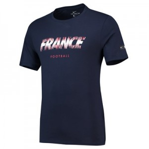 France Pride T-Shirt - Navy