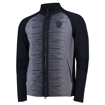 France Tech Knit Federation Jacket - Navy
