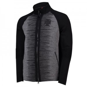 Portugal Tech Knit Federation Jacket - Black