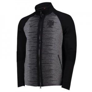Portugal Tech Knit Federation Jacket - Black