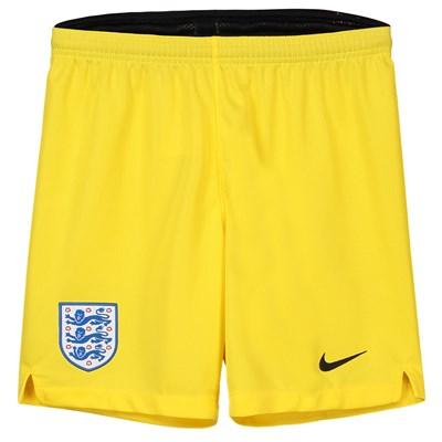 England Goalkeeper Stadium Shorts 2018 - Kids