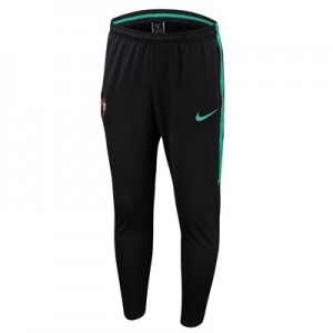 Portugal Squad Training Pants - Black