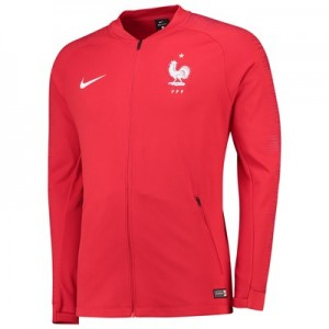 France Anthem Jacket - Red