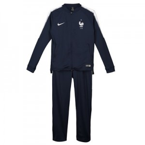 France Squad Drill Top - Navy