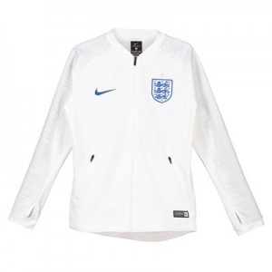 England Anthem Jacket - White - Kids