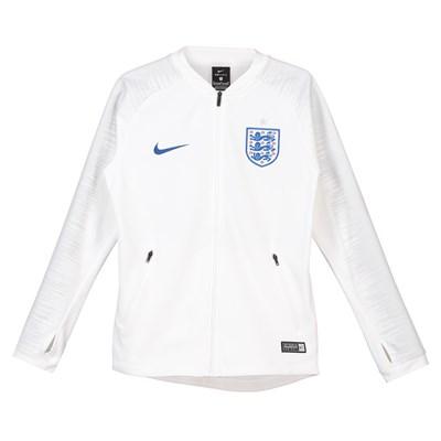 England Anthem Jacket - White - Kids