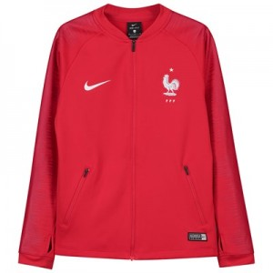 France Anthem Jacket - Red - Kids