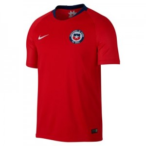 Chile Home Stadium Shirt 2018 - Kids
