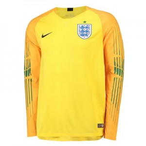 England Goalkeeper Stadium Shirt 2018