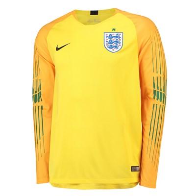 England Goalkeeper Stadium Shirt 2018