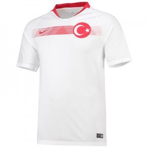 Turkey Away Stadium Shirt 2018