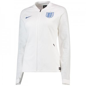 England Anthem Jacket - White - Womens