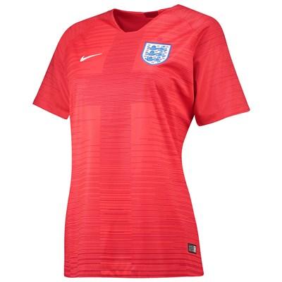 England Away Stadium Shirt 2018 - Womens