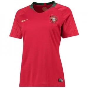 Portugal Home Stadium Shirt 2018 - Womens