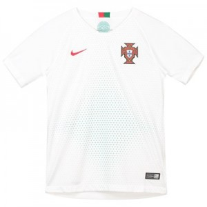 Portugal Away Stadium Shirt 2018 - Kids