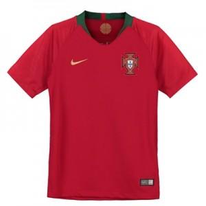 Portugal Home Stadium Shirt 2018 - Kids