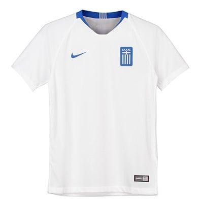 Greece Home Stadium Shirt 2018 - Kids