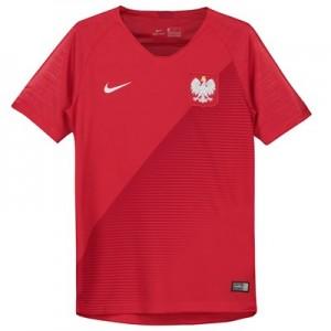 Poland Away Stadium Shirt 2018 - Kids