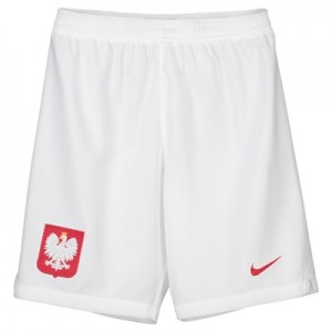 Poland Home Stadium Shorts 2018 - Kids