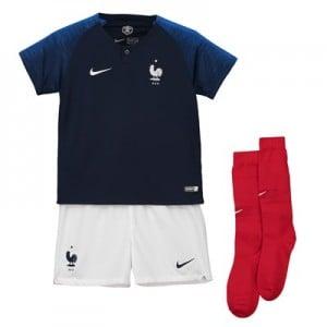 France Home Stadium Kit 2018 - Infants