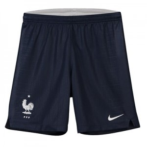 France Away Stadium Shorts 2018 - Kids