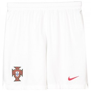 Portugal Away Stadium Shorts 2018 - Kids