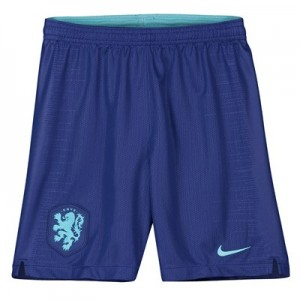 Netherlands Away Stadium Shorts 2018 - Kids