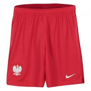 Poland Away Stadium Shorts 2018 - Kids