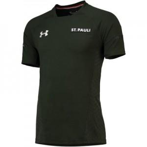 St Pauli Training Top - Dark Grey
