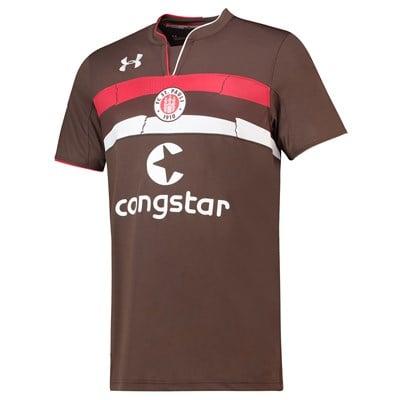 St Pauli Home Shirt 2018-19