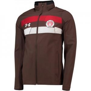 St Pauli Stadium Jacket - Timber