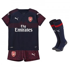 Arsenal Away Mini Kit 2018-19