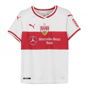 VFB Stuttgart Home Shirt 2018-19 - Kids